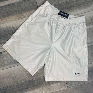 {Nike} mesh basketball shorts